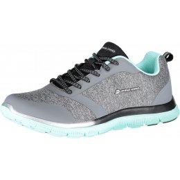 Dámské sportovní boty ALPINE PRO NIA LBTL160 SVĚTLE MODRÁ