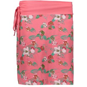 Dámská sukně ALPINE PRO LAFITA LSKL137 SVĚTLE RŮŽOVÁ