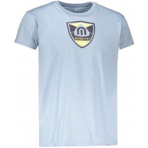 Pánské tričko NORDBLANC CREST NBSMT6814 MODRÝ SEN