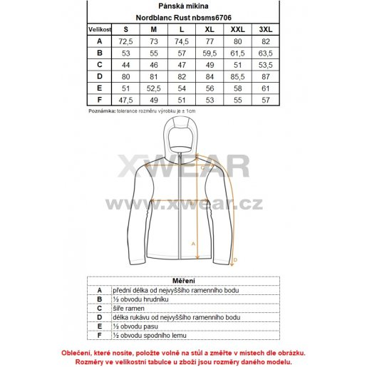 Pánská mikina NORDBLANC RUST NBSMS6706 ZELENÝ SAD