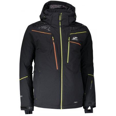 Pánská lyžařská bunda HANNAH MARCOS ANTHRACITE