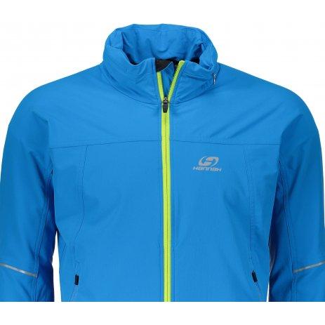 Pánská sportovní bunda HANNAH HURON 117 BLUE ASTER
