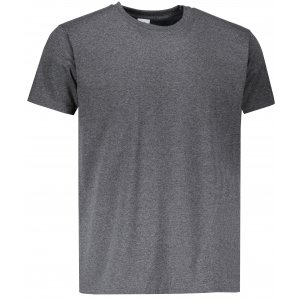 Pánské tričko FRUIT OF THE LOOM VALUEWEIGHT T DARK HEATHER GREY