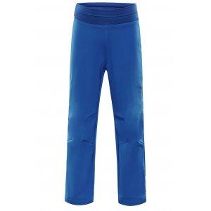 Dětské softshellové kalhoty ALPINE PRO OCIO INS. KPAM072 MODRÁ