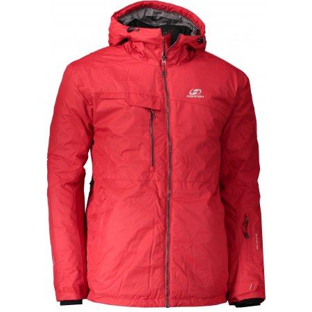 Pánská lyžařská bunda HANNAH SANFORD RACING RED