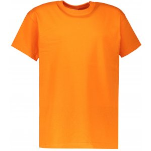 Dětské tričko FRUIT OF THE LOOM VALUEWEIGHT T ORANGE