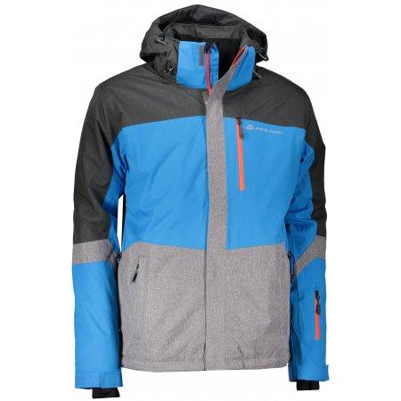 Pánská lyžařská bunda ALPINE PRO SARDAR 2 MJCM308 MODRÁ