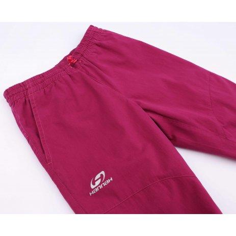 Dětské 3/4 kalhoty HANNAH RUFFY JR 118 BOYSENBERRY