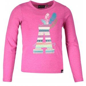 Dětské triko ALPINE PRO CASHO KTSM165 RŮŽOVÁ