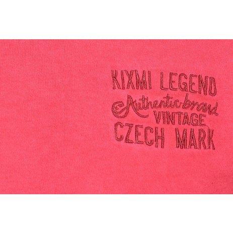 Pánské triko KIXMI GIORGIO ČERVENÁ