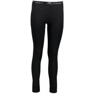 Dámské termo kalhoty ALPINE PRO SUSY LUNM015 ČERNÁ