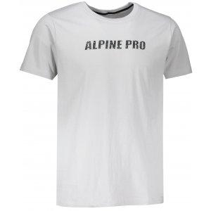 Pánské triko ALPINE PRO LEMON MTSM380 ŠEDÁ