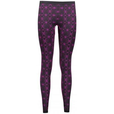 Dámské termo kalhoty ALPINE PRO KRATHISA 3 LUNM044 RŮŽOVÁ