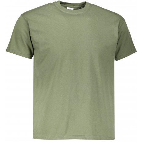 Pánské tričko FRUIT OF THE LOOM ORIGINAL CLASSIC OLIVE
