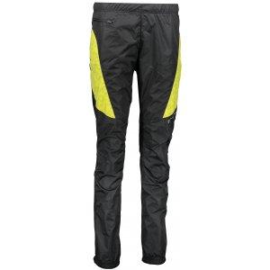 Dámské zateplené kalhoty ALPINE PRO HUWA LPAM256 ZELENÁ