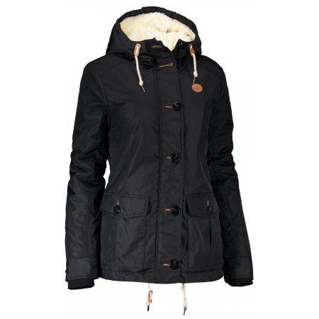 Dámská zimní bunda SAM 73 WB 756 ČERNÁ