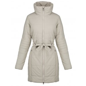 Dámský zimní kabát LOAP TUDORA CLW1899 ŠEDÁ