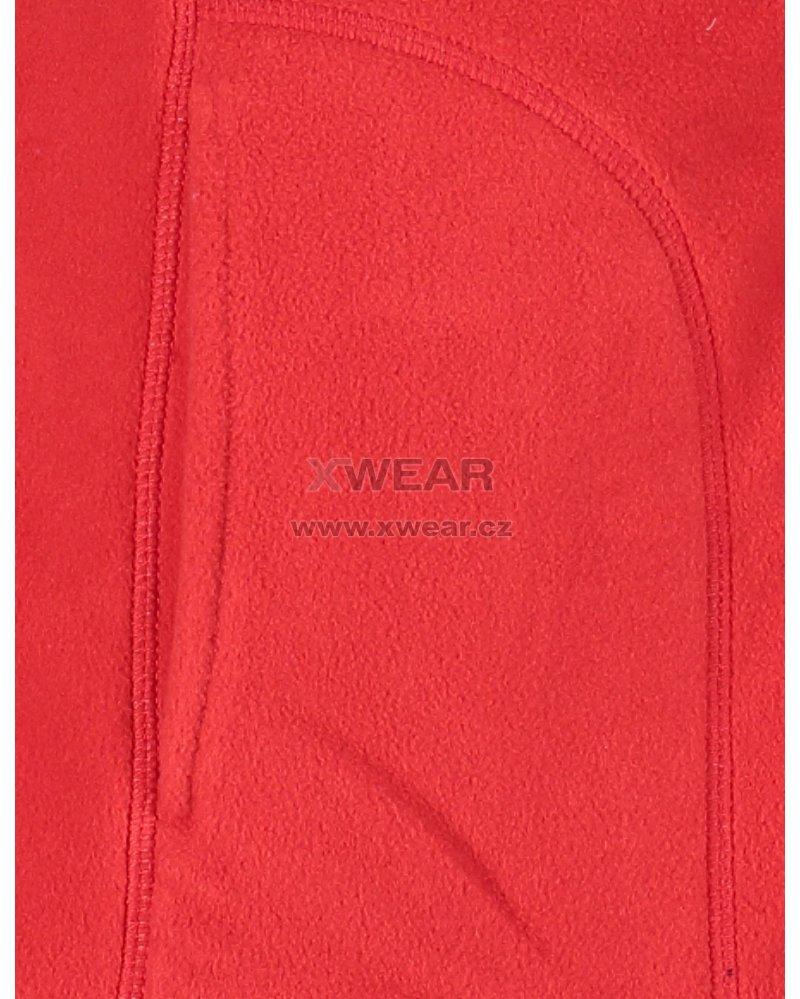 Dámská fleecová vesta STEDMAN ACTIVE SCARLET RED velikost  S   XWEAR.cz cd730538b6