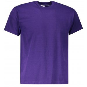 Pánské tričko FRUIT OF THE LOOM ORIGINAL T PURPLE
