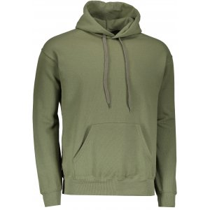 Pánská mikina  s kapucí FRUIT OF THE LOOM CLASSIC HOODED SWEAT CLASSIC OLIVE