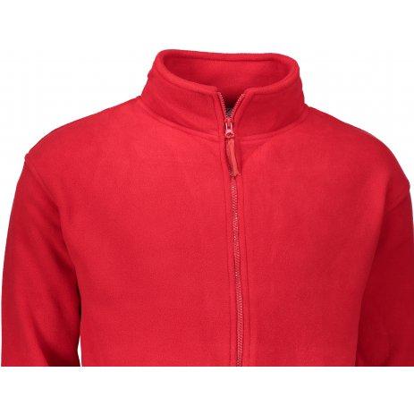 Pánská fleecová mikina JHK RED