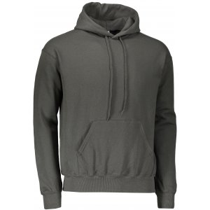 Pánská mikina s kapucí FRUIT OF THE LOOM CLASSIC HOODED SWEAT LIGHT GRAPHITE