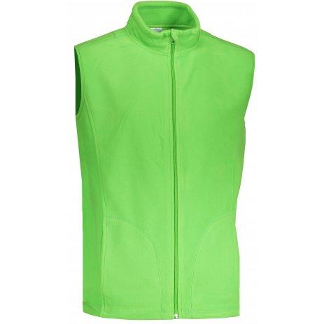 Pánská fleecová vesta STEDMAN ACTIVE KIWI GREEN