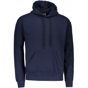 Pánská mikina s kapucí FRUIT OF THE LOOM CLASSIC HOODED SWEAT DEEP NAVY