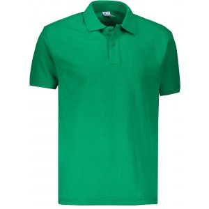 Pánské triko s límečkem JHK POLO REGULAR MAN KELLY GREEN