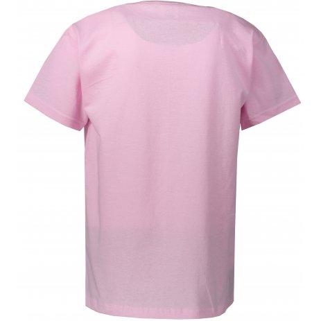 Dětské tričko FRUIT OF THE LOOM VALUEWEIGHT T LIGHT PINK