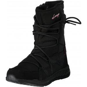 Dámské zimní boty LOAP ALTENA SBL18105 ČERNORŮŽOVÁ d6030a0562