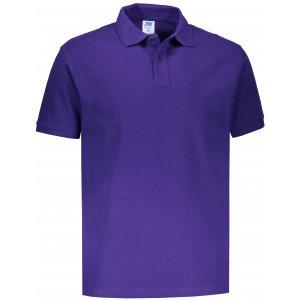 Pánské triko s límečkem JHK POLO REGULAR MAN PURPLE
