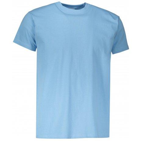 Pánské tričko FRUIT OF THE LOOM VALUEWEIGHT T SKY BLUE
