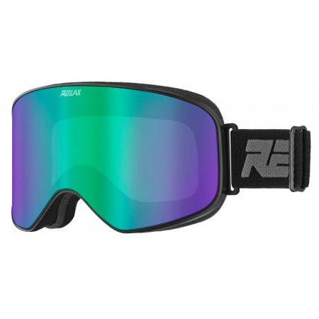 Lyžařské brýle RELAX STRIKE HTG62 BLACK