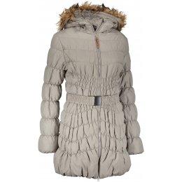 Dámský zimní kabát SAM 73 WB 753 BÉŽOVÁ