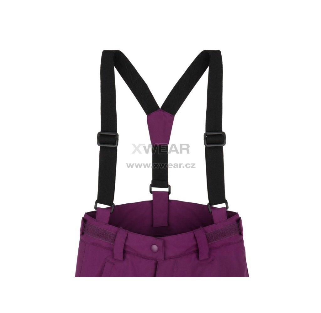 71e63b6e3 Dětské lyžařské kalhoty LOAP CLIPE L8112 FIALOVÁ velikost: 116 ...