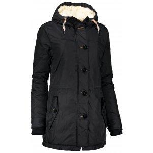 Dámský zimní kabát SAM 73 WB 752 ČERNÁ
