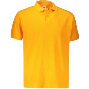 Pánské triko s límečkem JHK POLO REGULAR MAN PEACH