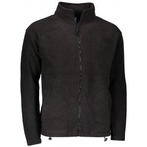 Pánská fleecová mikina JHK BLACK
