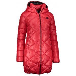Dámský kabát SAM 73 WB 751 ČERVENÁ