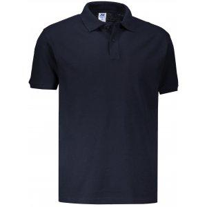 Pánské triko s límečkem JHK POLO REGULAR MAN NAVY