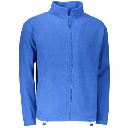Pánská fleecová mikina JHK ROYAL BLUE
