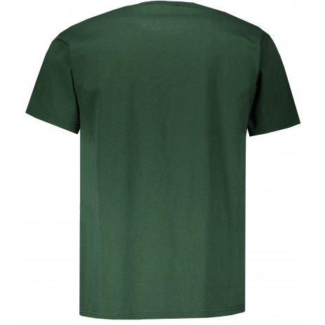 Pánské tričko FRUIT OF THE LOOM VALUEWEIGHT T BOTTLE GREEN