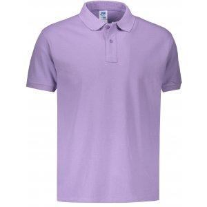 Pánské triko s límečkem JHK POLO REGULAR MAN LAVENDER