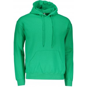 Pánská mikina  s kapucí FRUIT OF THE LOOM CLASSIC HOODED SWEAT KELLY GREEN
