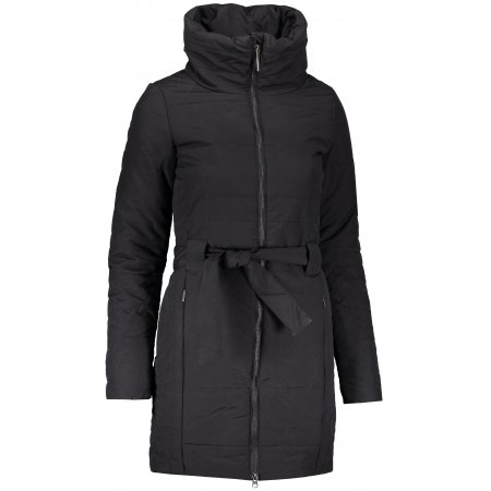 Dámský zimní kabát LOAP TUDORA CLW1899 ČERNÁ
