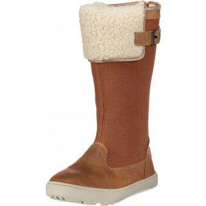 Dámské zimní boty ALPINE PRO NOELA LBTM183 SVĚTLE HNĚDÁ c46b76b10d