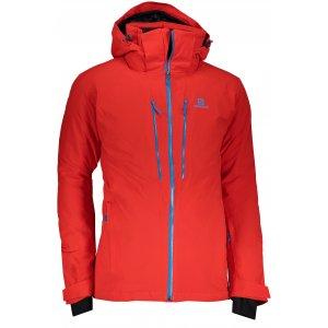 Pánská lyžařská bunda SALOMON ICEFROST JKT M L40380500 FIERY RED cce48e13fa