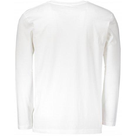 Pánské triko s dlouhým rukávem STEDMAN CLASSIC T WHITE