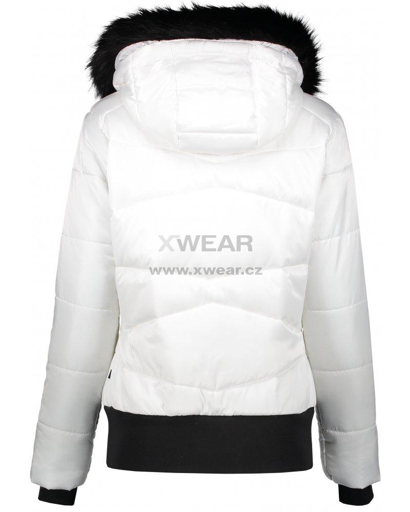 Dámská zimní bunda ALTISPORT TATRE BÍLÁ velikost  34   XWEAR.cz 2db3d5d524b